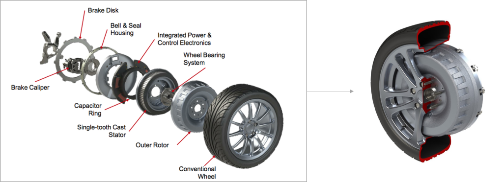 tesla turbine engine diagram